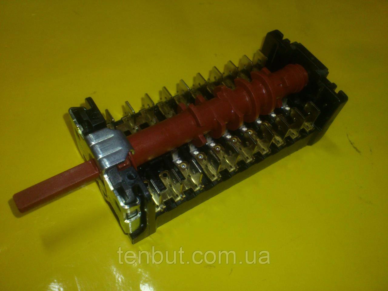 Переключатель 800804к для электроплит Ардо Беко Ханса 10-ти позиционный производство Испания Barcelona