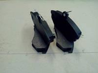 Колодки тормозные передние Chery Amulet , Чери Амулет Китай (CR A11-3501080) большие с усами
