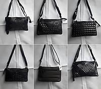 Женская сумочка клатч с узорами