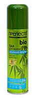"""Прелесть Bio Лак для волос """"Двойной объем"""" с морскими минералами 5 фиксация 160 мл"""