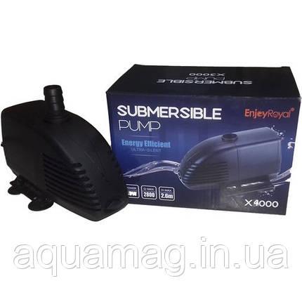 Насос для пруда EnjoyRoyal X4000, 3500 л/ч, фото 2