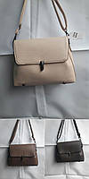 Женская сумочка клатч с застежкой