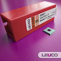 Сменные поворотные твердосплавные ножи (пластины) Leuco с 4 режущими кромками 12х12х1,5