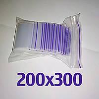 Пакет zip-lock 200*300 мм