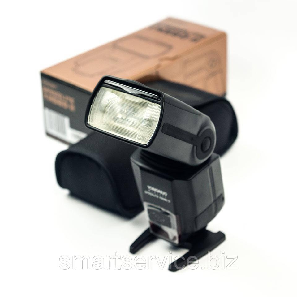 Вспышка Yongnuo YN-560 II для фотокамер Canon, Nikon, Olympus, Pentax, Sony