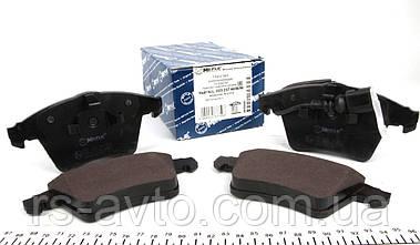 Колодки тормозные (передние) Volkswagen T5, Фольксваген T5 03- (18mm, 17.6mm) 025 237 4618/W