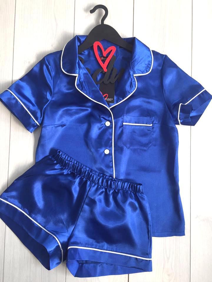 Женский комплект рубашка с шортами ТМ Exclusive