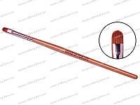 Кисть для нанесения теней №18 (Premium)