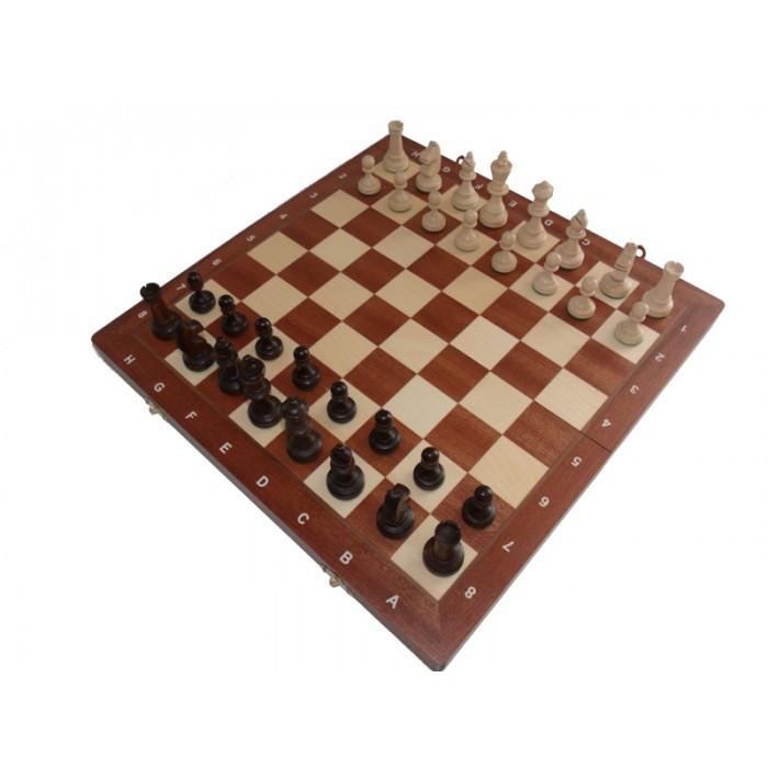 Шахматы Турнирные с инкрустацией – 4 420*420 мм СН 94 СН 94