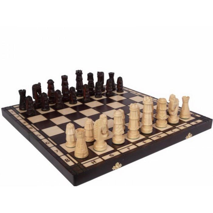 Шахматы резные ГЕВОНТ 500*500 мм СН 110