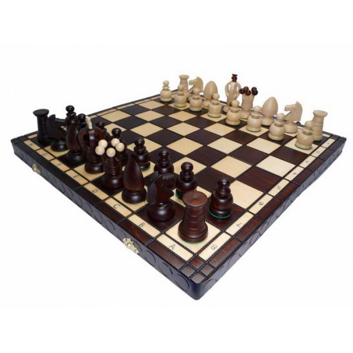 Шахматы КОРОЛЕВСКИЕ большие 440*440 мм СН 111 СН 111