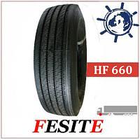 Fesite HF660 295/80R22.5 152/149M шина грузовая рулевая, грузовые шины Фесите