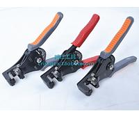Инструмент для зачистки кабеля  HS-700B, grey-orange