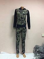 Женский спорт костюм 42-48