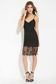 Женское платье чёрное XS-S