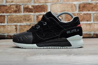 Мужские кроссовки Asics Gel lyte III Perforated Black