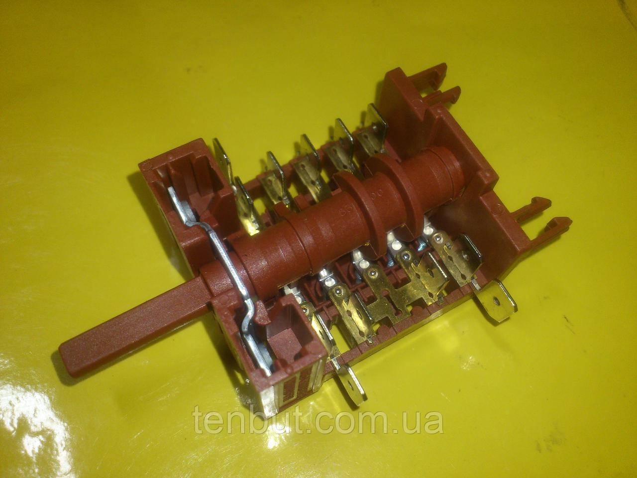 Переключатель 830500 для электродуховок Ардо Беко Ханса и до. производство Испания Barcelona