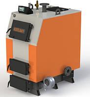 Твердопаливний котел Kotlant (Котлант) КВ-65 з електронною автоматикою та вентилятором, фото 1