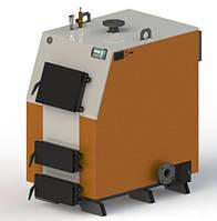 Твердопаливний котел Kotlant (Котлант) КВ-65 з електронною автоматикою zPID і вентилятором, фото 1