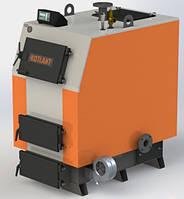 Твердотопливный котел Kotlant (Котлант) КВ-80 с электронной автоматикой и вентилятором