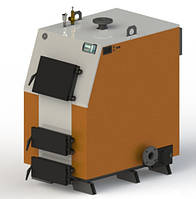 Твердотопливный котел Kotlant (Котлант) КВ-80 с электронной автоматикой zPID и вентилятором
