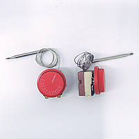 Терморегулятор до 120°С капиллярный WHD (Китай)