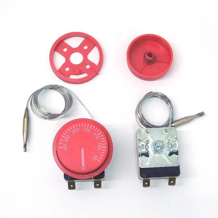 Терморегулятор до 320°С капиллярный WHD (Китай)