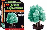 Игровой набор Сад пушистых кристаллов Дерево, 12138008P, 004561