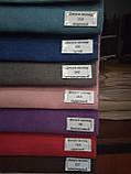 Римские шторы модель Соло ткань Джуси велюр, фото 4