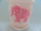 Вязаный чехол на чашку, фото 8