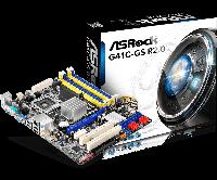 Материнская плата ASRock G41C-GS R2.0