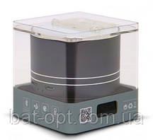 Портативная колонка bluetooth HV-SK556 speaker серая