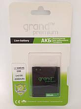 АКБ Grand Premium Samsung Galaxy Core 2 / G355