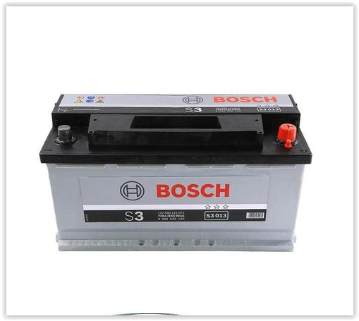 Аккумулятор Bosch S3 90Ah EN720A R+ (S3013), фото 2