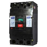 Автоматический выключатель УКРЕМ ВА-2004N/250 3р 160А