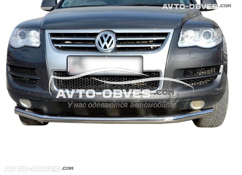 Захисна дуга одинарна для Volkswagen Touareg 2002-2010