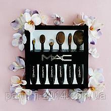 Набір пензлів, щіток для макіяжу мак MAC для тональної основи консиллера пудри, рум'ян (осіб)