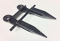 Противорежущий палец сдвоенный жатки CLAAS 626295