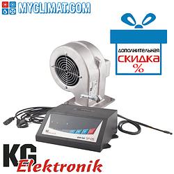 Автоматика для твердопаливних котлів KG SP-05+DP-02