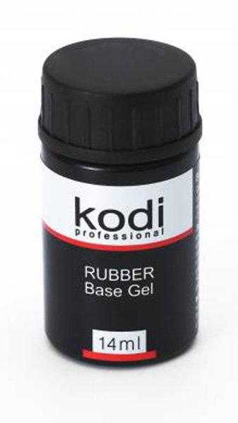 Kodi Основа Gel Base Rubber для гель-лака, 14 мл
