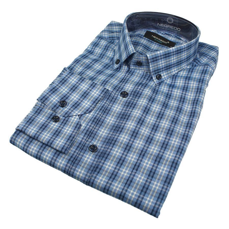 Турецькі чоловічі сорочки розмір М 0250С