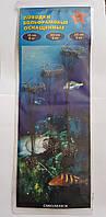 Поводки вольфрамовые оснащенные (15см, 20 см, 25см)  60 шт 9кг