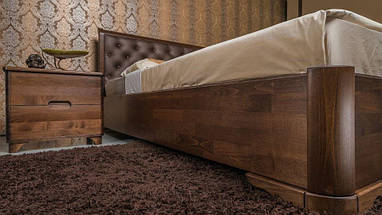 Кровать полуторная Милена Премиум, фото 3