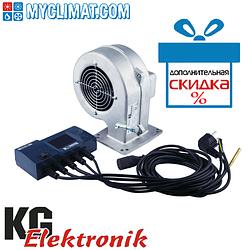 Автоматика для твердопаливних котлів KG CS-20+DP-02