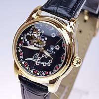 Женские часы Rolex скелетоны механика (реплика), фото 1