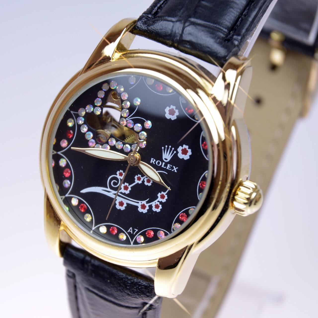 Часы скелетоны реплика купит часы золотые ника