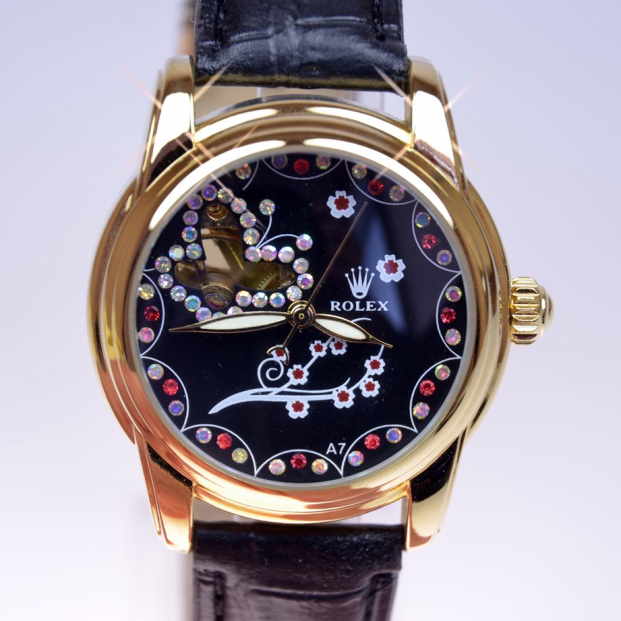 Часы скелетоны реплика купить часы diesel в спб
