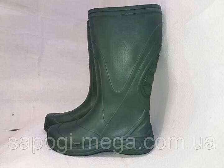 a6d623d96 Мужские резиновые сапоги Хантер зелёные - Магазин резиновой обуви