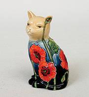 Фарфоровая статуэтка Кошка (Pavone) JP-11/24