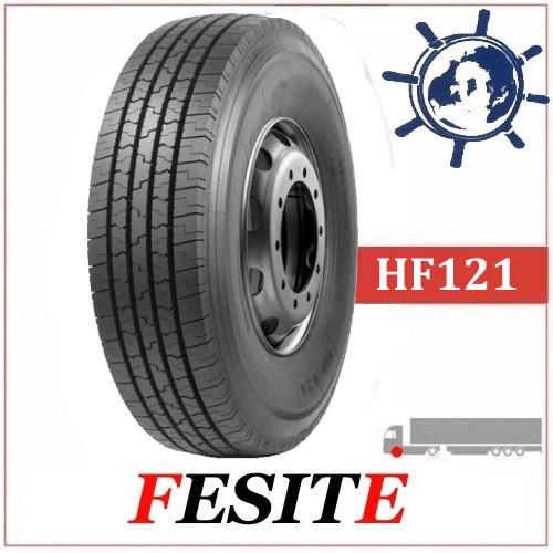 Fesite HF121 315/70R22.5 154/150L шина рулевая, грузовые шины на рулевую ось, авто шины Фесите